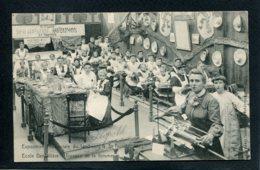 BELGIQUE - Exposition Provinciale Du Limbourg à St Trond (1907) - Ecole Dentellière - Travaux De La Femme - Sint-Truiden