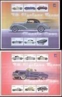 PK331 GHANA TRANSPORTATION CLASSIC CARS 2KB MNH - Autos