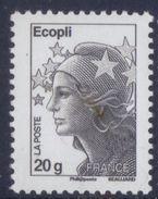 4565a - Marianne Beaujard écopli 20g Sans Bande De Phosphore (2011) Neuf** - France