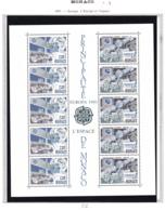 Monaco - Bloc Feuillet - 1987 - BF N°37** - Blocs