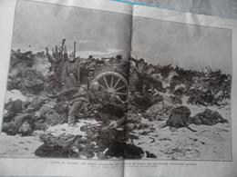 GUERRE DE 1914-1918  -  LA GUERRE EN POLOGNE - VERS LE CHATIMENT  -  (voir Ci-dessous) - Documents