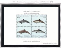 Monaco - Bloc Feuillet - 1992 - BF N°56** - Blocs