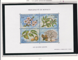 Monaco - Bloc Feuillet - 1993 - BF N°60** - Blocks & Sheetlets