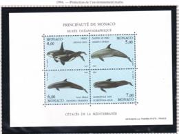 Monaco - Bloc Feuillet - 1994 - BF N°64** - Blocs