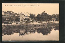 AK Waulsort-s /M., Pavillon De L`Horologe (Degustation) - Belgique