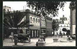 Postal Las Palmas, Calle De Muro - Espagne