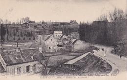 Crepy En Valois Route De Mermont - Crepy En Valois