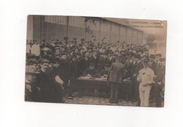 60 COMPIEGNE CASERNE INCORPORATION DES JEUNES SOLDATS En 1905 - Caserme