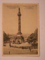 Bruxelles : Colonne Du Congrès - Monuments, édifices