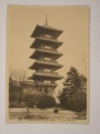 Bruxelles : Tour Japonaise - Monuments, édifices