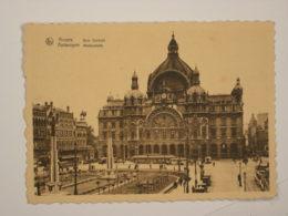Anvers : Gare Centrale - Antwerpen