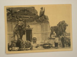Bruxelles : Soldat Inconnu - Monuments, édifices