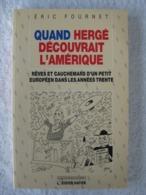 Hergé – Tintin – Eric Fournet - EO 1992 – Peu Courant - Hergé