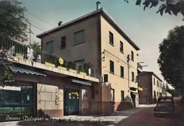 Emilia Romagna - Bologna - Croara - Il Centro - Bar Croara - F. Grande - Anni 50 - Bella Con Auto - Italie