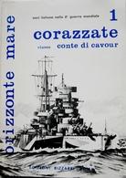 """""""Corazzate Classe Conte Di Cavour 1"""" - Boats"""