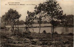 CPA Montceau Les Mines Lac Du Plessis FRANCE (954561) - Montceau Les Mines