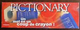 JEU DE SOCIETE - PICTIONARY - Edition MB 2000 - Autres