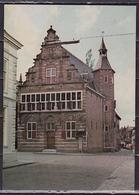 Ca. 1960 Woerden Oude Raadhuis In Kleur Blanco - Woerden