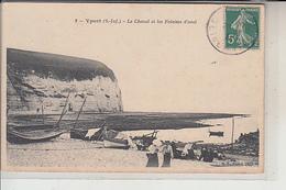 76  -  YPORT -  Chenal Et Falaises D'Aval..1911 - Yport