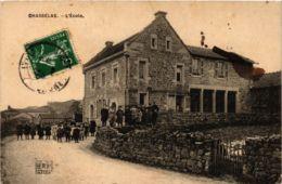 CPA Chasselas L'Ecole FRANCE (955409) - Otros Municipios