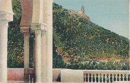ORAN - N° 447 - SANTA CRUZ - VUE DU BELVEDERE (AVEC CACHET 1er BATAILLON DE PIONNIERS INDOCHINOIS 3e Cie) - Oran