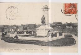 CPA-42-Loire- SAINT-ETIENNE- Le Monument De Dorian- - Saint Etienne