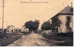 Brenod  Avenue De La Gare - France