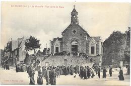 LA BAULE : SORTIE DE MESSE - La Baule-Escoublac