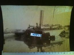 """Calais 1888 - Explosion Et Incendie Du Pétrolier à Vapeur Le """"Ville-de-Calais"""" Le 16 Octobre 1888 - Fotos"""