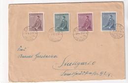 BOHEME ET MORAVIE 1942 LETTRE DE PRAG - Lettres & Documents