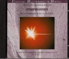 Symphonien No. 35 & 41 CD - Musicals