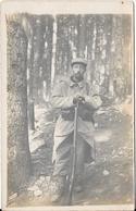 1915 Carte-photo - Thème Militaire-soldat, Guerre 1914-1918 - Personaggi