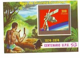 GUINEA EQUATORIAL Block 139,unused - Äquatorial-Guinea