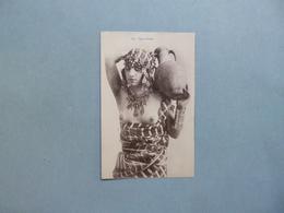 ALGERIE  -  TUNISIE  -  MAROC  - Types Femmes D'Afrique  -  Type  D'Orient - Tunisie