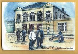 C.P.M. JOEUF - Casino Des Familles Versc 1905 - Andere Gemeenten