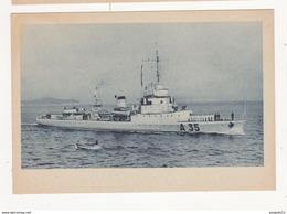 Au Plus Rapide Marine Nationale France Aviso L'Impétueuse Excellent état - Krieg