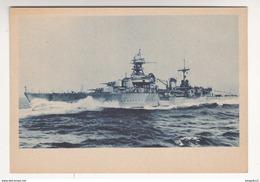 Au Plus Rapide Marine Nationale France Croiseur Montcalm Excellent état - Krieg