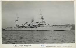 """BATEAU DE GUERRE -Croiseur """"Lamotte-Piquet"""" ,Marius éditeur Toulon.. - Krieg"""