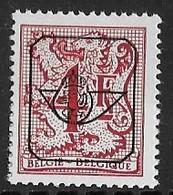 België  Typo Nr.809B Postfris - Precancels