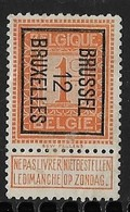 Brussel 1912  Typo Nr. 29B - Precancels