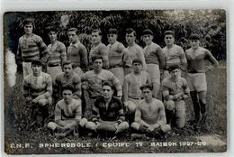 53161927 - Football 1927-28 E.N.P. Spheroble - Postkaarten