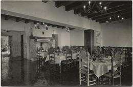 ESPAGNE  VAL D'ARAN  LES  3 Cartes Hotel Des Izards    ( Interior Del Hostal Del Isard ) - Espagne