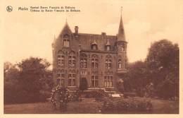 Kortrijk Marke  Kasteel Baron François De Béthune Chateau      M 2076 - Kortrijk