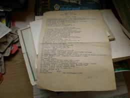 Imenik Clanova Lawn Tenis Klub Novi Sad Directory Of Tennis Club Members 1938 1939 - Tennis