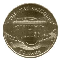 Monnaie De Paris , 2012 , Orange , Théâtre Antique , Vue Aérienne - Monnaie De Paris