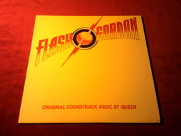 FLASH   GORDON  °  ORIGINAL SOUNDTRACK MUSIC BY QUEEN - Musique De Films