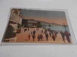 B684  Montecarlo Les Terrasses Du Casino Cm14x9 Francobollo Asportato Come Da Foto - Non Classificati