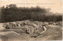 EXPLOITATION DES CAILLOUX DE L ADOUR - Saint Sever