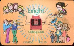 Carta Prepagata Bright - Italia