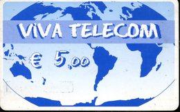 Carta Prepagata Viva Telecom - Schede GSM, Prepagate & Ricariche
